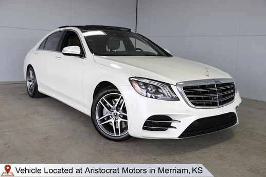 2018 Mercedes-Benz S-Class S 450 Kansas City KS