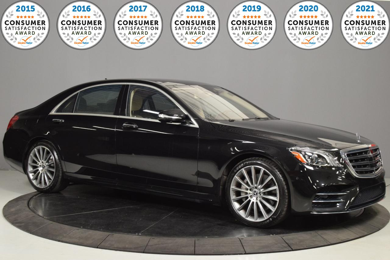 2018 Mercedes-Benz S-Class S 560 Glendale Heights IL