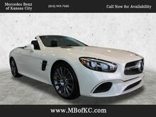 2018_Mercedes-Benz_SL_550 Roadster_ Kansas City KS