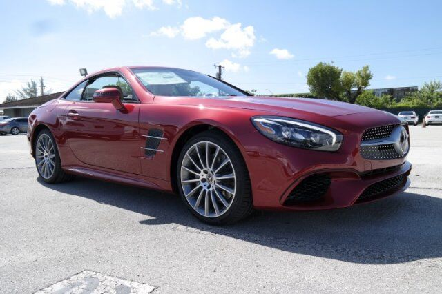 2018 mercedes benz sl 550 coral gables fl 20993857 for Mercedes benz coral gables fl