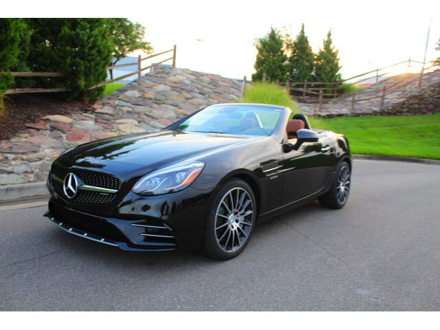 2018 mercedes benz slc amg 43 roadster merriam ks 19804622 for Mercedes benz of kansas city aristocrat