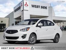 2018_Mitsubishi_Mirage G4_GT-5.7L/100km-Heated Seats/Mirrors-USB/Bluetooth_ Edmonton AB