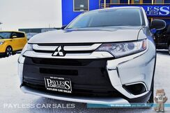 2018_Mitsubishi_Outlander_ES / AWD / Automatic / 7 Touch Screen Audio System / Back Up Camera / Bluetooth / 3rd Row / Seats 7 / 29 MPG / 1-Owner_ Anchorage AK
