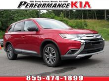 2018_Mitsubishi_Outlander_ES_ Moosic PA