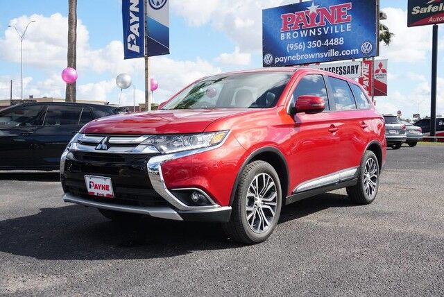 New Mitsubishi Outlander Mission TX