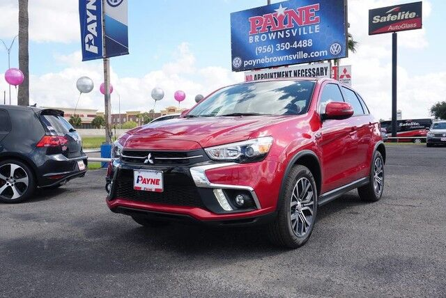 New Mitsubishi Outlander Sport Mission TX