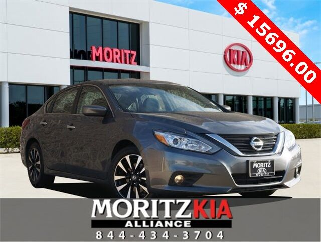 2018 Nissan Altima 2.5 S Fort Worth TX