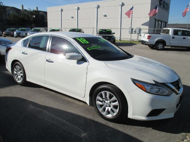 2018 Nissan Altima 2.5 S Houston TX