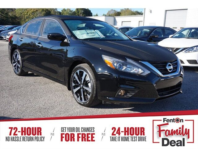 2018 Nissan Altima 2 5 Sr Knoxville Tn 20813572