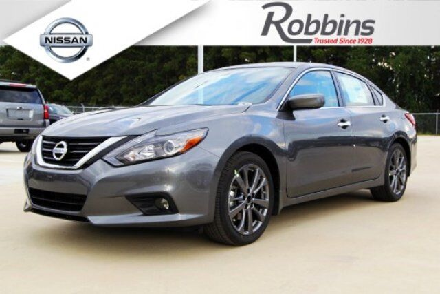 2018 Nissan Altima 2 5 Sr Special Edition Humble Tx 21280339