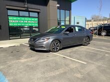 2018_Nissan_Altima_2.5 SR_ Spokane Valley WA