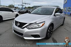 2018_Nissan_Altima_2.5 SV / Auto Start / Power Driver's Seat / Blind Spot & Forward Collision Alert / Keyless Entry & Start / Bluetooth / Back Up Camera / Cruise Control / Aluminum Wheels / 38 MPG / 1-Owner_ Anchorage AK