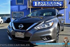2018_Nissan_Altima_2.5 SV / Automatic / Auto Start / Power Driver's Seat / Keyless Start & Start / Bluetooth / Back Up Camera / Cruise Control / Aluminum Wheels / 38 MPG / 1-Owner_ Anchorage AK