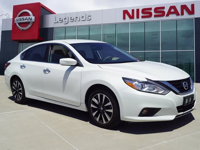 Honda Dealership Kansas City >> 2018 Nissan Altima 2 5 Sv