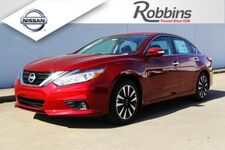 2018_Nissan_Altima_2.5 SV_ Houston TX