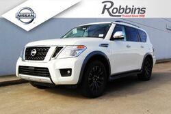 Nissan Armada Platinum w/Captain's Chairs 2018