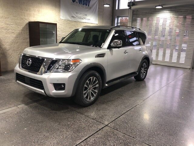 2018 Nissan Armada SL Little Rock AR