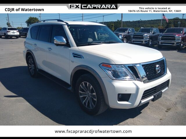 2018 Nissan Armada SL Watertown NY