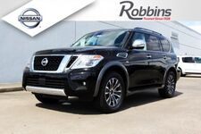 2018_Nissan_Armada_SL w/Premium Package_ Houston TX