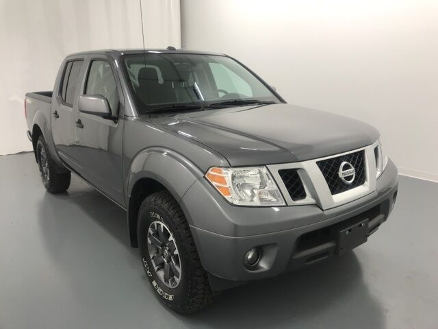 Crown Motors Holland Mi >> Vehicle details - 2018 Nissan Frontier at Mall of Crown Motors Holland - Crown Motors