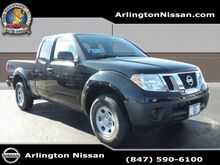 2018_Nissan_Frontier_S_ Arlington Heights IL