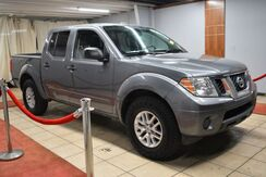 2018_Nissan_Frontier_S Crew Cab 5AT 2WD_ Charlotte NC
