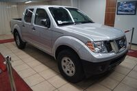 Nissan Frontier S Crew Cab 5AT 2WD 2018