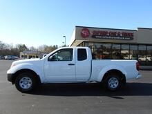 2018_Nissan_Frontier_S_ Oxford NC