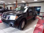 2018 Nissan Frontier SV Crew Cab 5AT 2WD