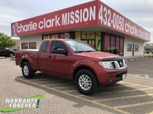 2018_Nissan_Frontier_SV_ Mission TX