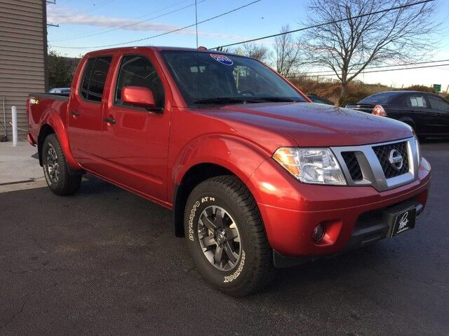 2018 Nissan Frontier SV V6 PRO-4X W/ HEATED SEATS Manchester MD