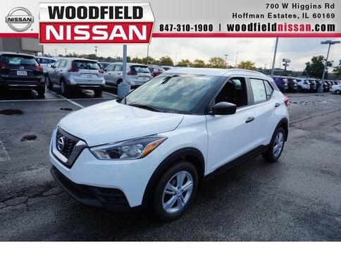 2018_Nissan_Kicks_S_ Hoffman Estates IL