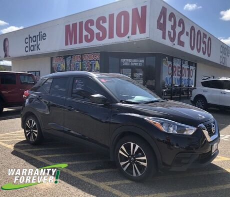 2018 Nissan Kicks SV Harlingen TX