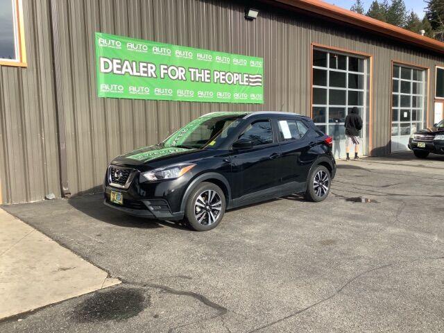 2018 Nissan Kicks SV Spokane Valley WA