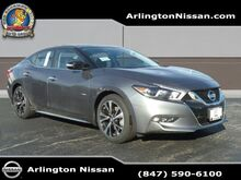 2018_Nissan_Maxima_SL_ Arlington Heights IL