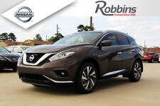 2018_Nissan_Murano_Platinum_ Houston TX
