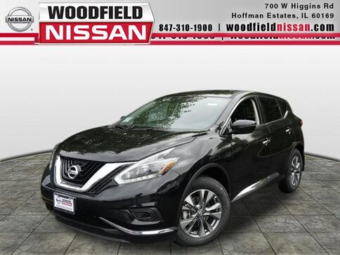 2018_Nissan_Murano_S_ Hoffman Estates IL