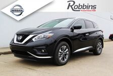 2018_Nissan_Murano_SL_ Houston TX
