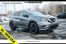 2018 Nissan Murano SL Watertown NY