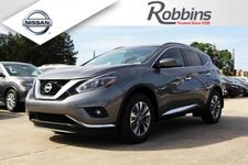 2018_Nissan_Murano_SV_ Houston TX