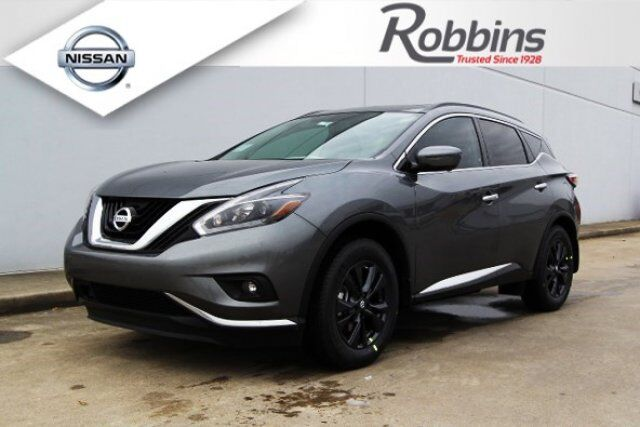 2018 nissan murano sv w premium package humble tx 22246816. Black Bedroom Furniture Sets. Home Design Ideas