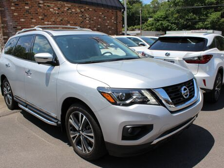 2018 Nissan Pathfinder Platinum Roanoke VA