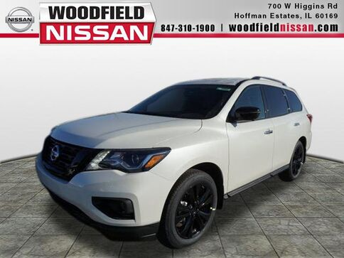 2018_Nissan_Pathfinder_SL_ Hoffman Estates IL