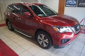 2018 Nissan Pathfinder SV WITH 3RD SEAT