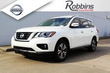 2018_Nissan_Pathfinder_SV w/All Weather Package_ Houston TX