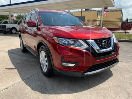 2018 Nissan Rogue S 2WD Houston TX