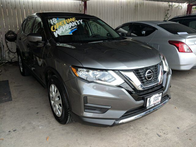 2018 Nissan Rogue S Mission TX