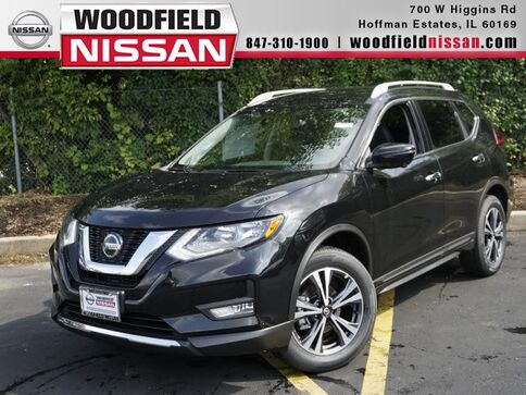 2018_Nissan_Rogue_SL_ Hoffman Estates IL