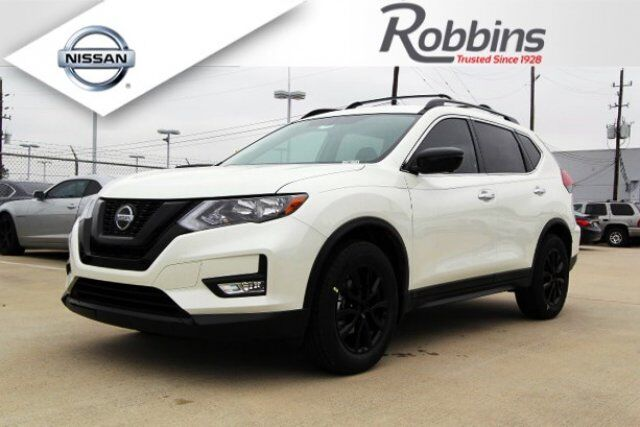 2018 Nissan Rogue Sv Midnight Edition Humble Tx 22205102