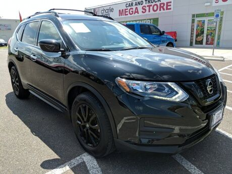 2018 Nissan Rogue SV Mission TX